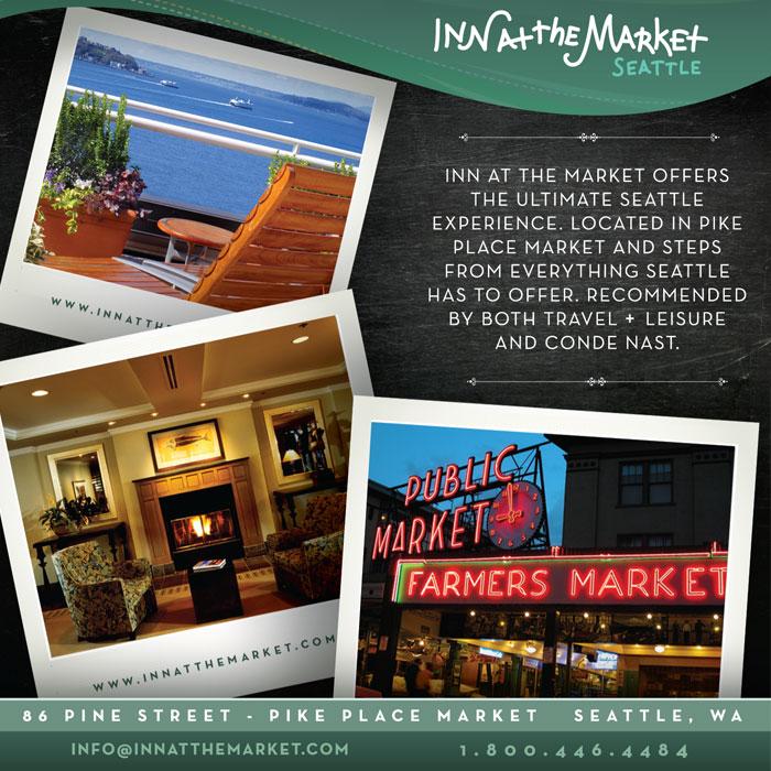 Inn At The Market Magazine Ads Creative Media Alliance