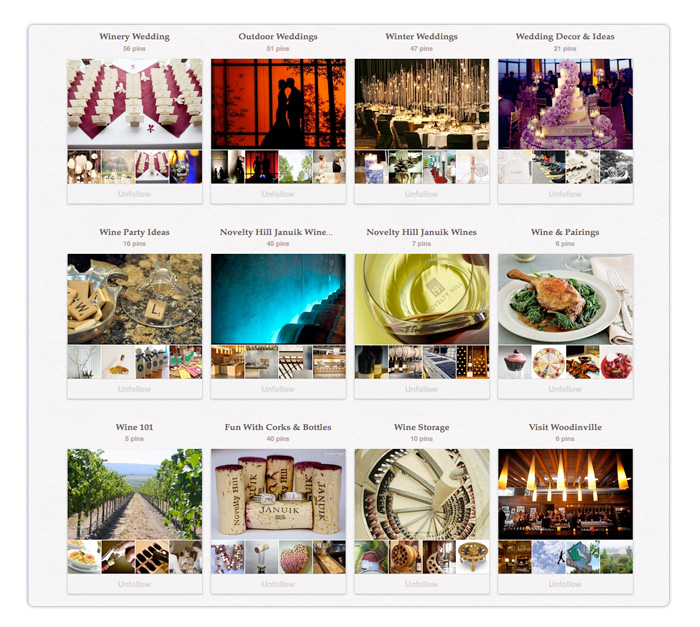 Wine Brands on Pinterest