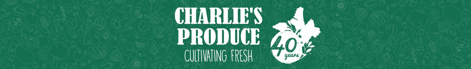 Charlie's Produce Logo Design | Seattle Marketing Agency | CMA