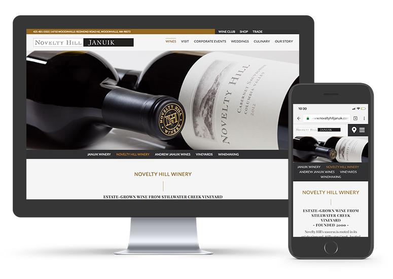 Novelty Hill-Januik Web Development | Seattle Marketing Agency | CMA