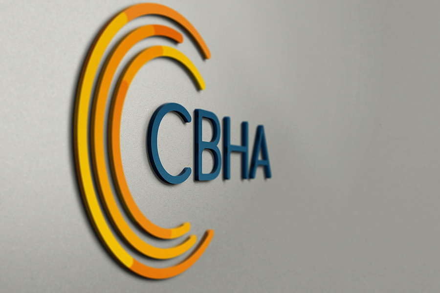 Columbia Basin Health Association Logo Design | CMA