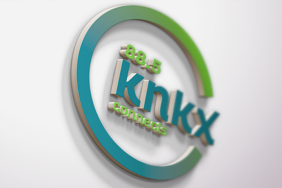 KNKX Logo Design | Seattle Digital Marketing Agency | CMA