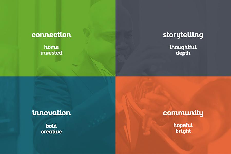 KNKX Brand Standards | Seattle Digital Marketing Agency | CMA
