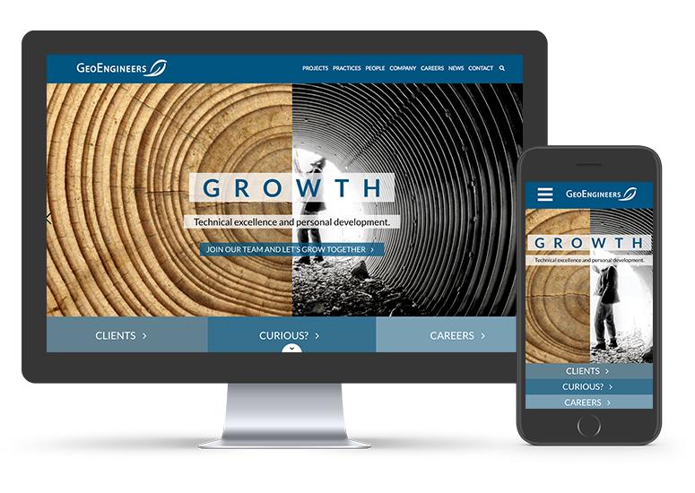 GeoEngineers Web Development | Seattle Digital Marketing Agency | CMA