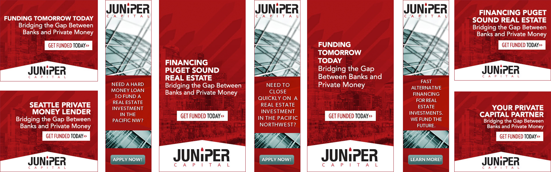 Juniper Capital Digital Ads | Seattle Digital Marketing Agency | CMA